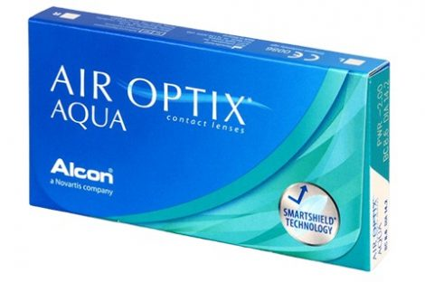 Air Optix Aqua (3 sočiva)