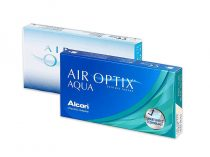 Air Optix Aqua (6 sočiva)