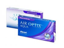 Air Optix Aqua Multifocal (6 sočiva)