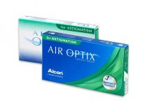 Air Optix za Astigmatizam (3 sočiva)