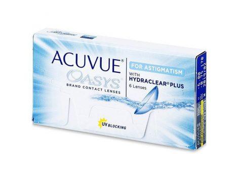 Acuvue Oasys za Astigmatizam (6 sočiva)