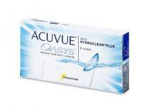 Acuvue Oasys sa Hydraclear Plus (6 sočiva)