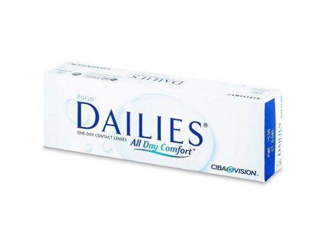 Focus Dailies All Day Comfort (30 sočiva)