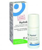 Hyabak 0.15% (10 ml)