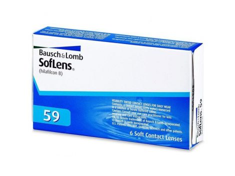 SofLens 59 (6 sočiva)